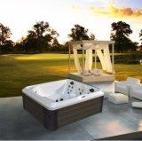 휴대용 좋은 품질 독립 구조로 서있는 온수 욕조 소용돌이 안마 옥외 온천장 M-3395