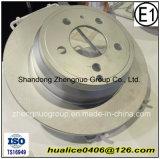 Haut Certificat Quanlity avec TS16949 des disques de frein