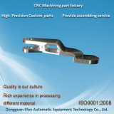 工場カスタムアルミニウム60601アクセサリのPrecisoin CNCの機械装置の製粉の部品