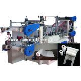 La perforation sac en plastique laminé Making Machine