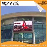 Haute luminosité P16 Publicité de plein air d'administration Conseil d'affichage à LED
