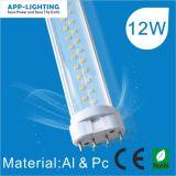 12W de haute qualité SMD2835 2G11 LED de remplacement tube