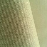 Tela tejida 100% del poliester del llano del estiramiento para la ropa y la guarnición