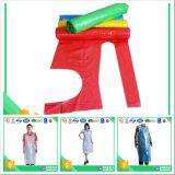 Grembiule di plastica di multi colore per gli adulti