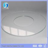 Tampa de vidro de luz de teto redonda de alta qualidade