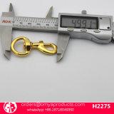 ハンドバッグデザイナー袋のための熱い販売法の金属のスナップのホック犬のホックの真鍮のホック