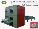 Línea de producción de papel higiénico Full-Automatic/ Rollo de papel higiénico de la máquina de fabricación de papel