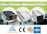 Perfil de alumínio da fonte da fábrica de China para o material de construção