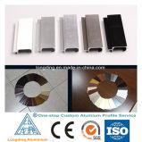 الصين مصنع إمداد تموين ألومنيوم قطاع جانبيّ لأنّ [بويلدينغ متريل]