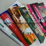 Saco transparente tecido PP de /OPP do saco para alimento de empacotamento do arroz/milho/o animal