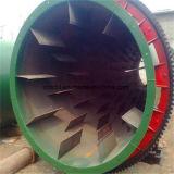 Petit tambour séchoir rotatif pour le charbon ou le calcaire/concentré de minéraux