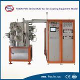 Vakuumbeschichtung-Maschine des Ausschnitt-Hilfsmittel-Titannitrid-GoldPVD