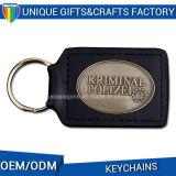 Lega superiore Keychain del metallo