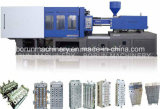Cer-anerkannte Plastikprodukt-Spritzen-Maschine