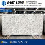 水晶石造りの平板は壁パネルの/Countertops/Engineered/Vanityの上のために卸し売りする