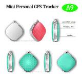 Tracker GPS personnel avec le Real Carte de positionnement (A9)