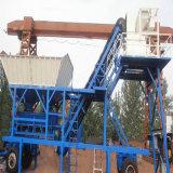 Planta de mistura concreta do equipamento Yhzs75 do edifício