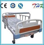 Reizbares manuelles Bett zwei mit Speisetische (THR-MB220)