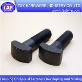Schlitz-Schraube der China-Hersteller-Schwarz-Beschichtung-T