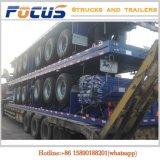 トラックのトレーラーの製造業者、フィリピンの販売のための40foot容器のトレーラー