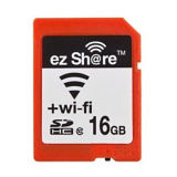 高速16GB Memory Card C10 SDHC Card Ez Share WiFi SD Card