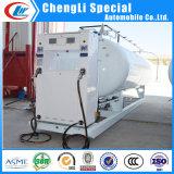 ASME標準10000liter 5ton移動式LPGのガスの満ちるスキッド端末
