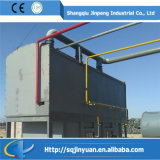 新しいデザインJinpengの機械をリサイクルする連続的な使用された潤滑油