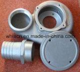 Valvola dell'acciaio inossidabile del pezzo fuso di investimento di precisione con lavorare di CNC