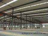 작업장 또는 창고 (DG2-055)를 위한 가벼운 Prefabricated 강철 구조물