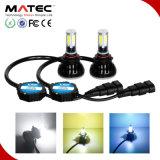 H7 de alta potencia 80W 8000LM Kit de Faros Faros de LED lámparas de haz de lámpara 6000k resistente al agua