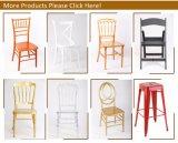 黒いポリカーボネートの結婚式のTiffanyの無限フェニックスの座席の椅子