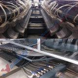 Linea di produzione ondulata doppia del tubo dell'HDPE di plastica (DWCP-500)