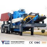 Yifan Technoloogy patentada de planta de reciclaje de hormigón