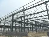 Vor-Ausgeführte helle Stahlkonstruktion-Aufbau-Werkstatt (KXD-SSW1507)