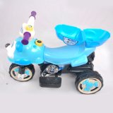 Мотоцикл милых малышей электрический с корзиной и оптовой продажей нот