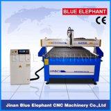 Máquina profissional do CNC de China, máquina de estaca 1530 do metal do plasma do CNC