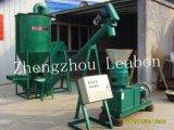 75-1100kg / H Pequeño Aves alimentación animal Pellet máquina