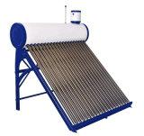 Non serbatoio di acqua caldo solare del sistema a energia solare di pressione con il riscaldatore di acqua solare del tubo ecc