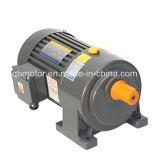 AC van het Reductiemiddel van de Snelheid 1.5kw 220/380V de Kleine Aangepaste Motor van het Toestel