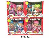 """승진 선물 14 """" 단단한 플라스틱 인형 교육 장난감 (8797207)"""