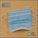 Non сплетенный лицевой щиток гермошлема изготовления ткани хирургический