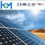 glace Tempered solaire d'arc de 3.2mm pour le panneau photovoltaïque