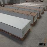Het kunstmatige Blad van de Oppervlakte van de Steen Acryl Stevige voor Binnenhuisarchitectuur