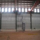 Structure en acier préfabriqués de grande portée Atelier avec grand espace