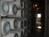 Élément de filtre à turbine à gaz du FACC