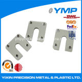 El aluminio fresado multiusos pequeña Mini piezas con acabado anodizado natural