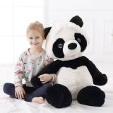 Plush Soft Stuffed Panda Funny Kids Buddy Gift Fancy Toy