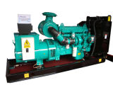 Dieselgenerator-Set-geöffneter Typ leiser Typ für Fabrik