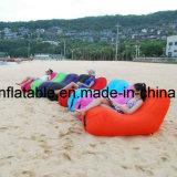 2018 produit de promotion de coupe du monde de la Russie, divan gonflable de plage de divan Laybag gonflable avec la configuration d'indicateur national