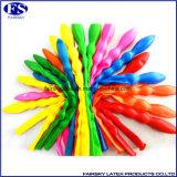 Bon marché de gros de la nature de latex 8 Partie ballon multicolore